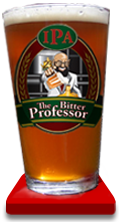 Bitter Professor Beer